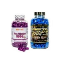 Scifit Kre-Alkalyn/ Beta Alanine Stack