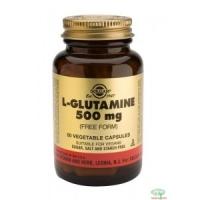 Solgar L-Glutamine 500 mg 250 Capsules Végétales