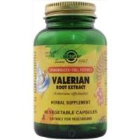Solgar - Sfp Valerian Extract, 60 veggie caps