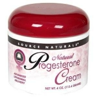 Source Naturals Progesterone Cream