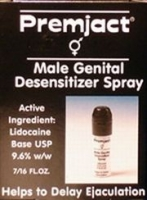 PREMJACT  PREMATURE EJACULATION SPRAY