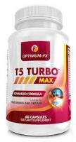 T5 TURBO MAX 60 CAPS