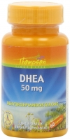 THOMPSON DHEA 50 MG 60 CAPS