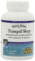 TRANQUIL SLEEP 60 CAPS
