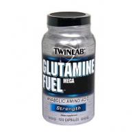 Twinlab Mega Glutamine Fuel 120 caps