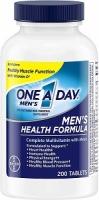 UN PAR JOUR HOMMES MULTIVITAMINE HOMMES 200 CAPSULES