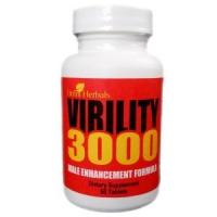 VIRILITY 3000   60 CAPS