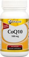 VITACOST CoQ10-100mg-60CAPSULES