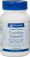 VITACOST SUPPORT COGNITIVE-60CAPSULES