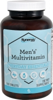 VITACOST SYNERGY MULTIVITAMINES POUR HOMME-180TABLETTES