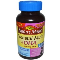 VITAMINES PRENATAL + DHA  90 CAPS