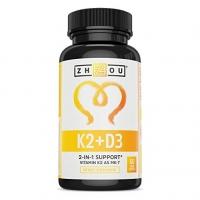 VITAMINE K2+D3 60 CAPS