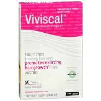 VIVISCAL REPOUSSE CHEVEUX  60 CAPS