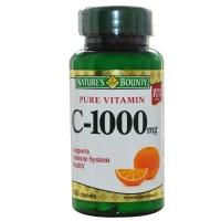 Vitamine C 1000 mg , 100 caps