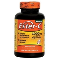 Vitamine C Ester-C 1,000 mg- 180 Caps