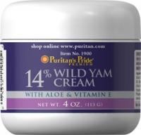 WILD YAM CREAM 120 ML