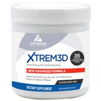XTREM3D  180 GR BOOSTER NO2