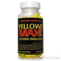 YELLOW MAX EXTREME 100 CAPS