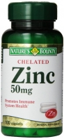 ZINC CHELATED 50 MG  100 CAPS