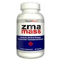 ZMA Mass - 90 Capsules ZMA Testosterone