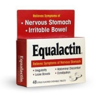 Equalactin 24 tablettes a croquer ( Estomac et intestinal)