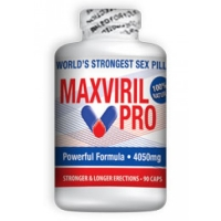 MAX VIRIL PRO (MAXVIRIL) APHRODISIAQUE 4050 MG  90 CAPS