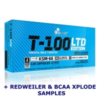 T-100 LTD 120 CAPS DAA