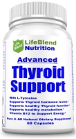 ADVANCED THYROID SUPPORT  60 CAPS