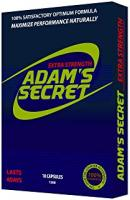 ADAMS SECRET 1500 100 NATUREL PILULES 10 PILULES
