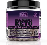 CLEANLEAN ALL NIGHT KETO 60 CAPS