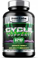 CYCLE SUPPORT IRON LABS NUTRITION 120 CAPSULES