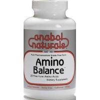 Amino Balance -- 500 mg - 500 Capsules-Acides Amines