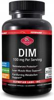 OLYMPIAN LABS DIM SUPPLEMENT 100MG 120 CAPSULES