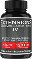 PHERLUV EXTENSIONS IV TESTOSTERONE ENLARGEMENT 60 CAPSULES