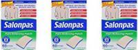SALONPAS 3 PACKS DE 60 PATCHS