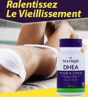 Dhea 50mg natrol france