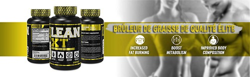 lean xt bruleur de graisse de qualit elite